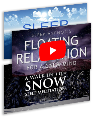 Top 3 Favorite Guided Meditations for Sleep on YouTube