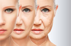 Signs of Aging for women