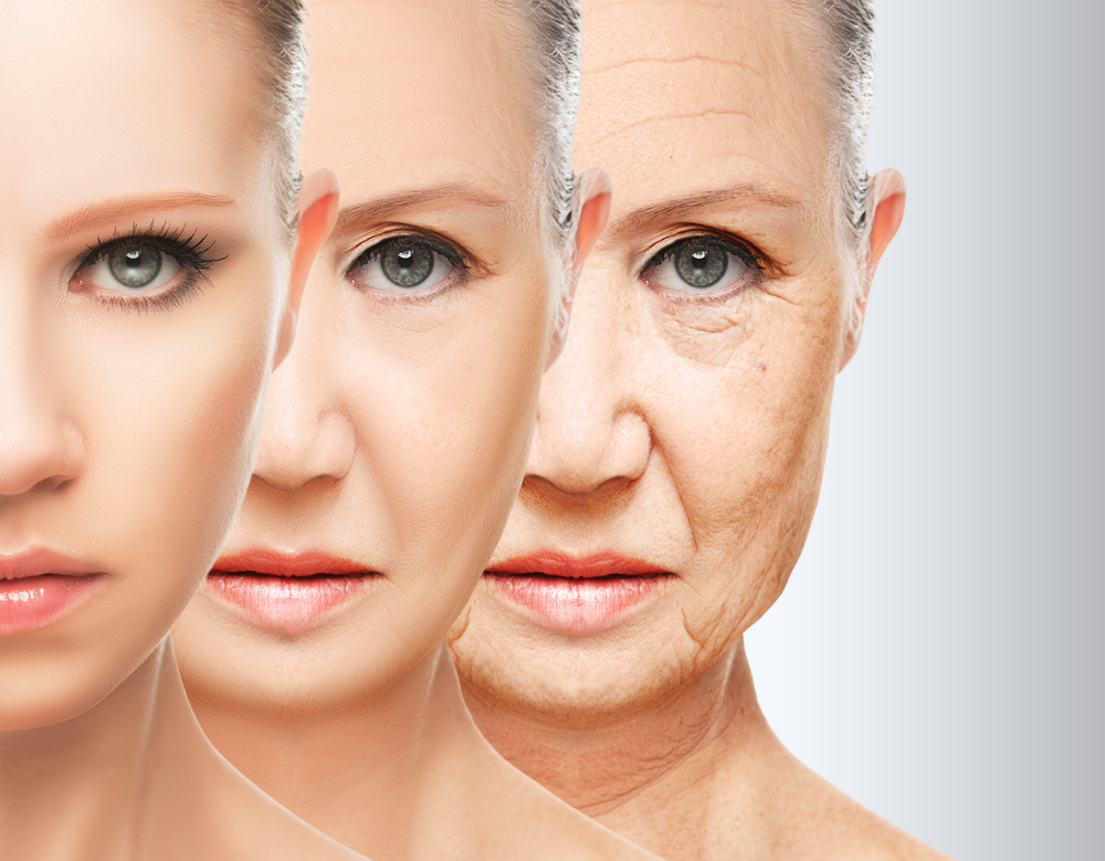 Typical Signs of Aging in the Female Body